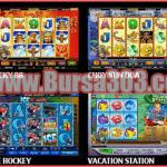 Mesin Slot Game Judi Online Yang Menghasilkan Uang Asli