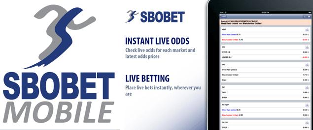 Cara Daftar Main Judi Casino SBobet Lewat HP Deposit 50rb