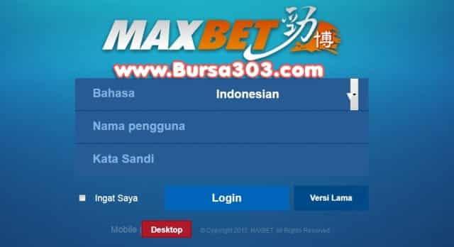 Daftar MAXBET Judi Bola Euro 2016 Online Deposit Bank BCA
