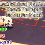 Daftar Main Baccarat Online via HP Android Deposit 50rb