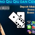 Judi Kartu Gaplek Domino Deposit 50 Ribu Rupiah Murah Meriah