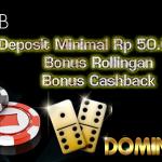 Main Domino Qiu Qiu Online Terpercaya Uang Asli Deposit 50rb