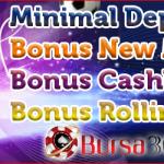 Agen Bola SBOBET Deposit 50rb Bank BCA BRI BNI dan MANDIRI