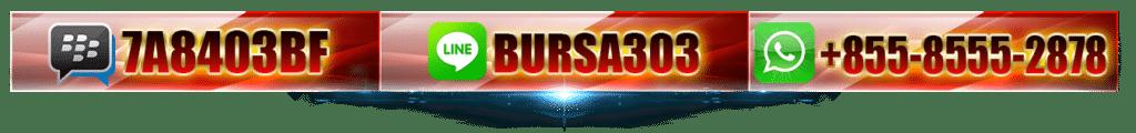 KONTAK WHATSAPP BURSA303