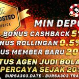 Cara Login Bursa303 Sbobet Lewat Link Alternatif