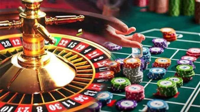 Permainan Roulette Uang Asli